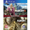 Ubisoft Far Cry Primal + Far Cry 4 Duopack (PS4)