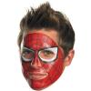 Pókember arctetoválás