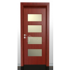 CERES 3/D, luc fenyő beltéri ajtó 90x210 cm