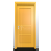 CALLISTO 1/C, borovi fenyő beltéri ajtó 100x210 cm