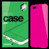 Xprotector Szilikon tok Case Pink ultra vékony 0.33 mm Apple Iphone 6 / 6S készülékhez