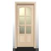 LUPUSZ 2/B, borovi fenyő beltéri ajtó 75x210 cm