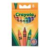 Crayola 8 db Viaszkréta