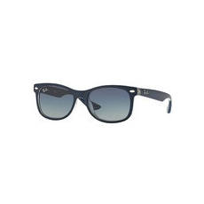Ray-Ban RJ9052S 70234L MATTE BLUE ON TRASPARENT GREY GRADIENT BLUE napszemüveg