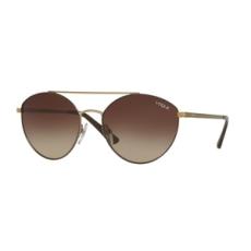 Vogue VO4023S 502113 MATTE BROWN/PALE GOLD BROWN GRADIENT napszemüveg