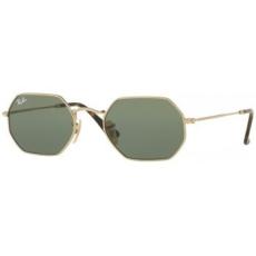 Ray-Ban RB3556N 001 GOLD GREEN napszemüveg