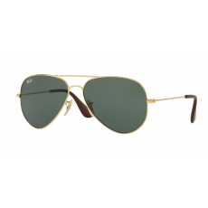 Ray-Ban RB3558 001/71 GOLD GREEN napszemüveg