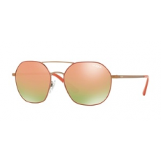Vogue VO4022S 50224Z MATTE CORAL/PINK GOLD GREY MIRROR ROSE GOLD napszemüveg