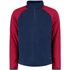 O'Neill PM Full Zip Ventilator Fleece Polár,softshell D (O-650233-p_3112-Scooter Red)