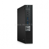 Dell Optiplex 3040 Micro | Core i3-6100T 3,2|4GB|0GB SSD|1000GB HDD|Intel HD 530|W7P|3év