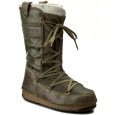 Moon Boot Hótaposó MOON BOOT - W.E. Monaco Mix 24004000002 Military Green