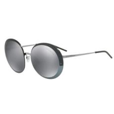 Emporio Armani EA2044 30106G GUNMETAL GREY MIRROR BLACK napszemüveg
