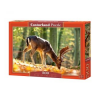 Castorland Puzzle, King of the Forest, 500 darabos (5904438052325)