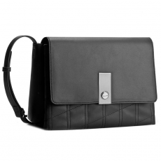 Calvin Klein Black Label Táska CALVIN KLEIN BLACK LABEL - Carri3 Quilt Flap Crossbody K60K602075 001