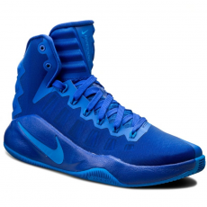 Nike Cipők NIKE - Hyperdunk 2016 844359 440 Game Royal/Photo Blue/Black