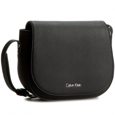 Calvin Klein Black Label Táska CALVIN KLEIN BLACK LABEL - Nin4 Saddle Bag K60K602332 001