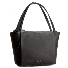 Calvin Klein Black Label Táska CALVIN KLEIN BLACK LABEL - Mish4 Large Tote K60K602120 001