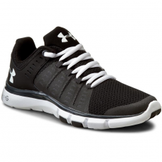 Under Armour Cipők UNDER ARMOUR - Ua W Micro G Limitless Tr 2 1274417-001 Blk/Sty/Wht
