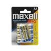 Maxell Ceruza elem 1,5V ? AA ? LR6 4+2 db/bliszter (Ceruza elem)