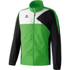 Erima Premium One Presentation Jacket zöld/fekete/fehér melegítő felső