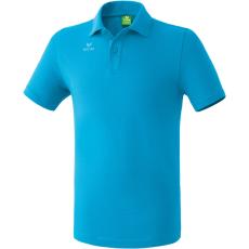 Erima Teamsports Polo-shirt világos kék galléros poló