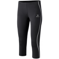 Erima PERFORMANCE Cropped Running Pants fekete hosszúnadrág