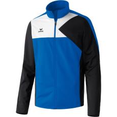 Erima Premium One Polyester Jacket kék/fekete/fehér melegítő felső