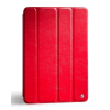 Hoco - Crystal series bőr iPad Air tablet tok - piros