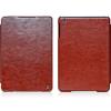 Hoco - Crystal series bőr iPad mini 1/2/3 tablet tok - barna