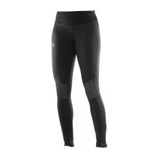 Salomon Elevate Warm Tight W Női futónadrág, M