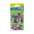 No-name Ékszerkövek virág-csillag-szív mix vegyes színek 304038