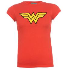 DC Comics Wonder női póló piros XS