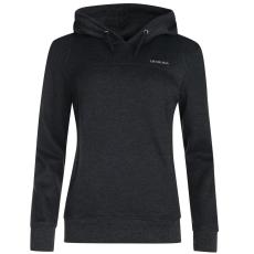 LA Gear Női kapucnis pulóver sötétszürke S