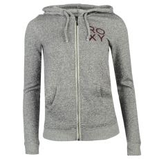 Roxy Basic női kapucnis polár pulóver szürke L