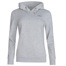 LA Gear Női kapucnis pulóver szürke XXL