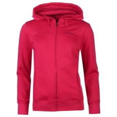 LA Gear Női kapucnis cipzáras pulóver pink XS