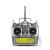 Hitec AURORA 9X 9-csatornás 2,4GHz, TX aku (mód 1) + beleértve 3x Maxima 9 vevő