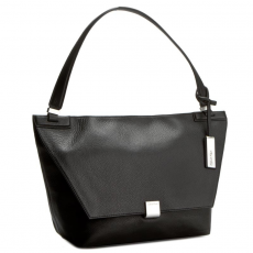 Calvin Klein Black Label Táska CALVIN KLEIN BLACK LABEL - Kate Medium Shoulder Bag K60K601046 001