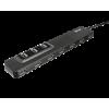 Trust Oila 10 portos USB Hub, USB2.0, külső táp, fekete