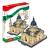 3D puzzle - Szent István Bazilika, 152 db