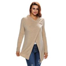 Apricot aszimmetrikus női pulóver