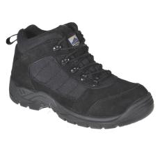 FT63 - Steelite? Trouper védőcipő S1P - Fekete (42)