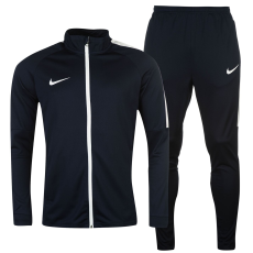 Nike Academy Warm Up férfi melegítő szett tengerészkék M