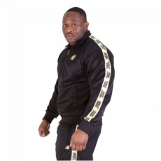 TRACK JACKET GOLD EDITION (BLACK GOLD EDITION) [L/XL]