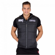 BODY WARMER GW82 (BLACK) [XL]