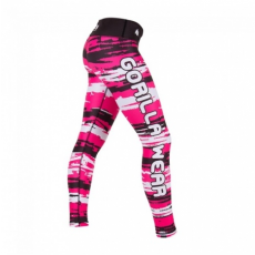 SANTA FE TIGHTS (BLACK/PINK) [XS]