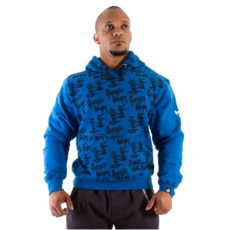 WACKY HOOD (ROYAL BLUE) [M]