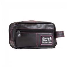 TOILETRY BAG (BLACK/PINK) [Egy Méret]