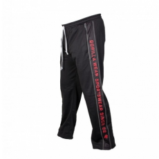 FUNCTIONAL MESH PANTS (BLACK/RED) [L/XL]