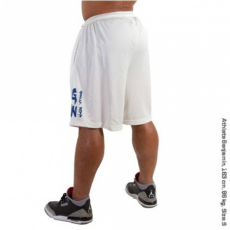 SUPERIOR MESH SHORTS (WHITE) [M]